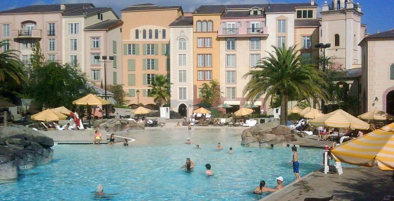 Hotéis da Universal em Orlando: Loews Portofino Bay