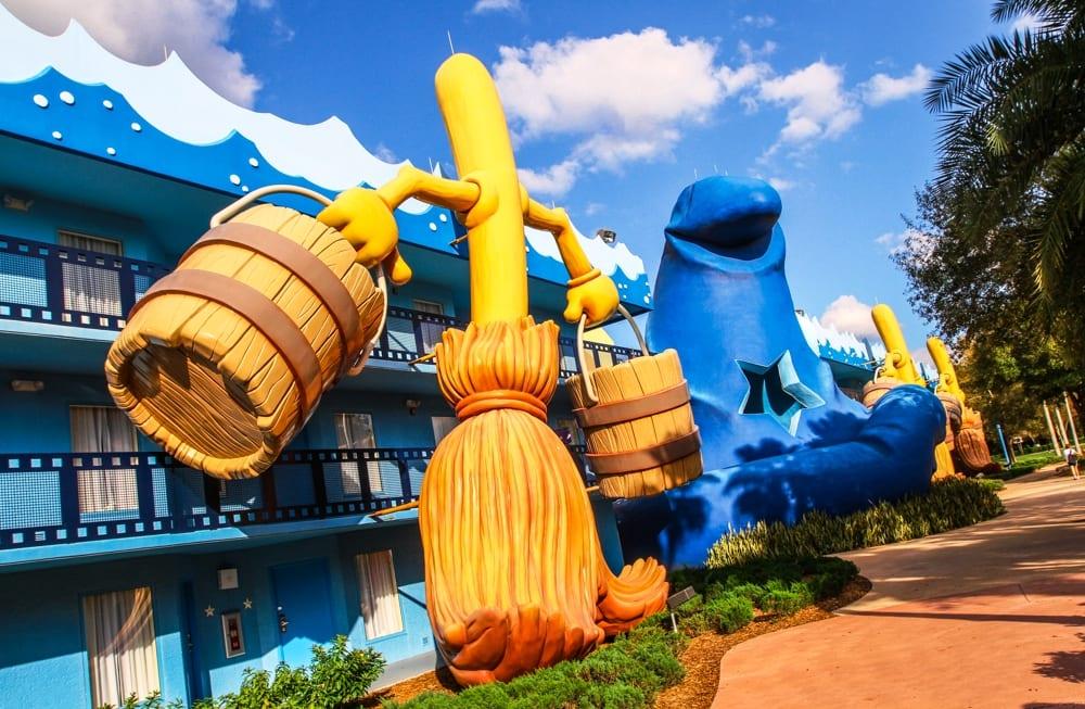 Hotéis da Disney em Orlando 1