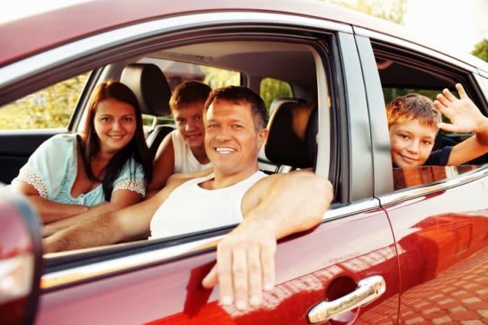Como dirigir em Orlando: passear com a família