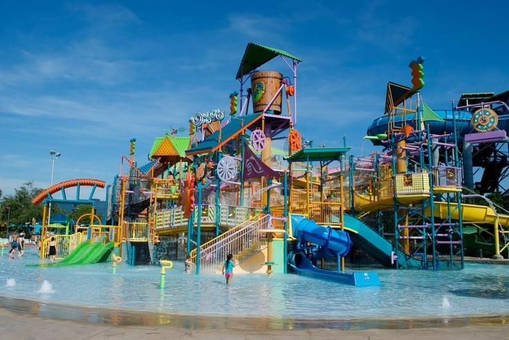 Parque Aquatica em Orlando: Walkabout Waters