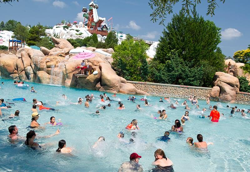 Parques Aquáticos da Disney Orlando 4