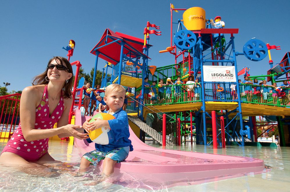 Parque Legoland Water Park