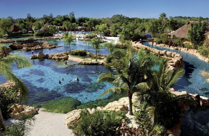 Parques Aquáticos em Orlando: Discovery Cove
