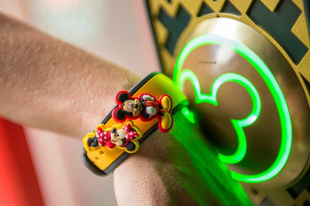 Pulseira MagicBand no Disney FastPass+
