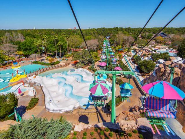 Parques aquáticos da Disney Orlando: Disney's Blizzard Beach