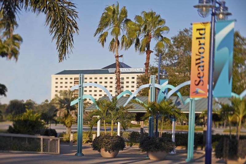 Hotel Renaissance no SeaWorld Orlando