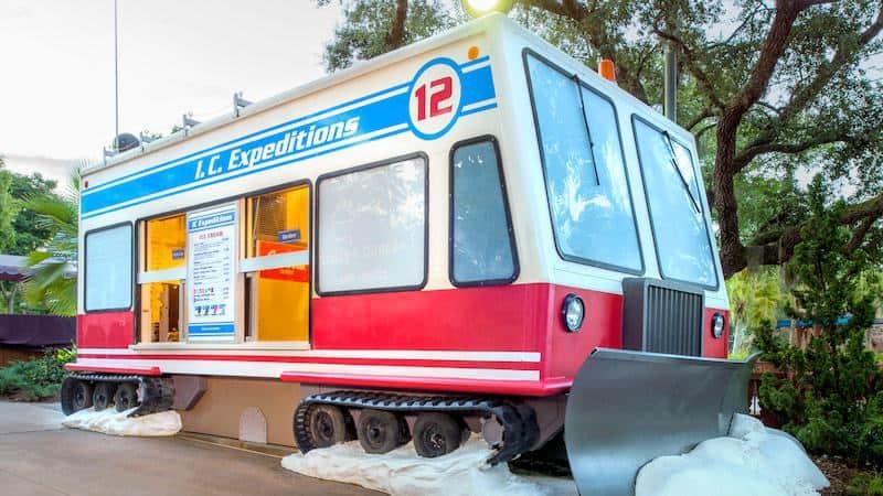 Parque Blizzard Beach da Disney Orlando: I.C. Expeditions