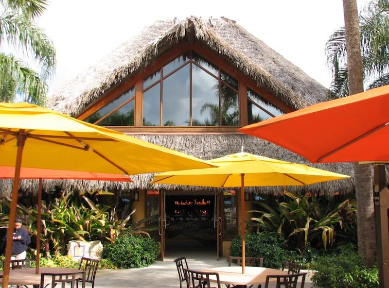 Parque Discovery Cove em Orlando: Laguna Grill