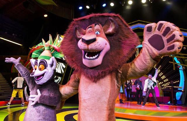 Parque Busch Gardens em Orlando 4