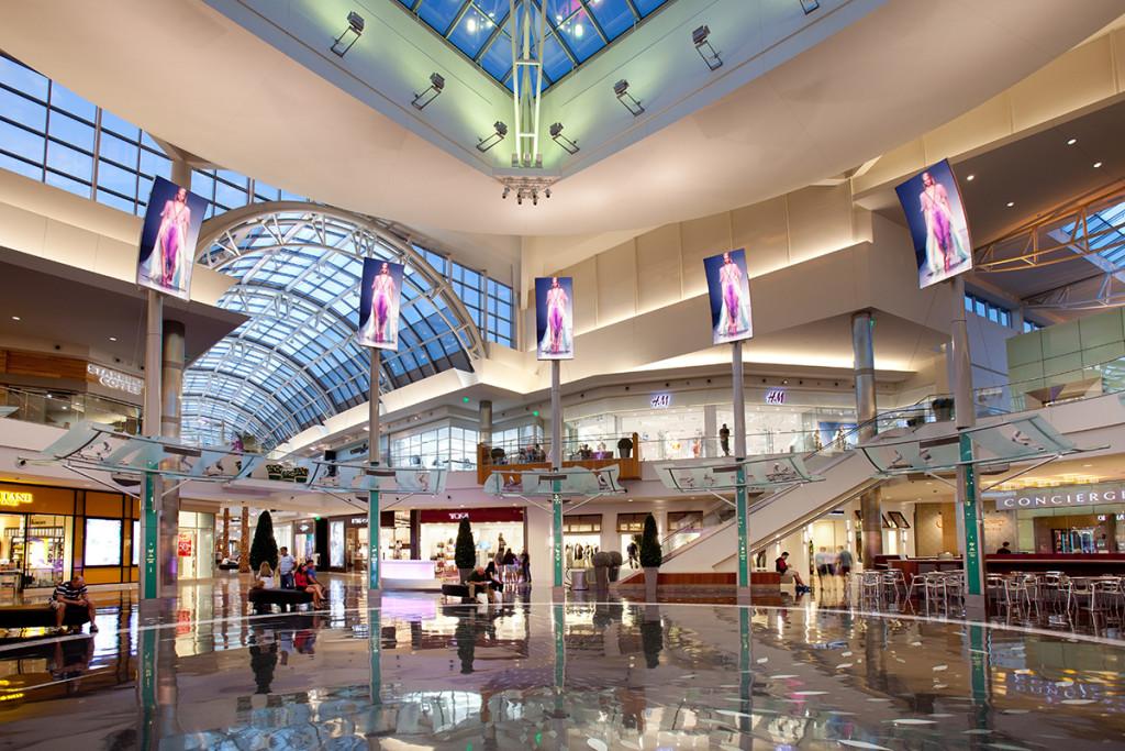 Qual é o melhor shopping de Orlando: Shopping Mall at Millenia