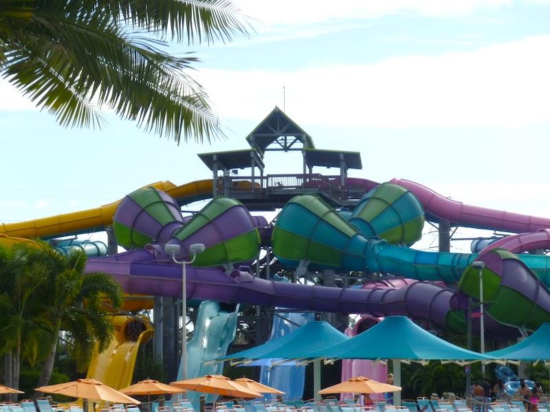 Parque Aquatica em Orlando: Omaka Rocka