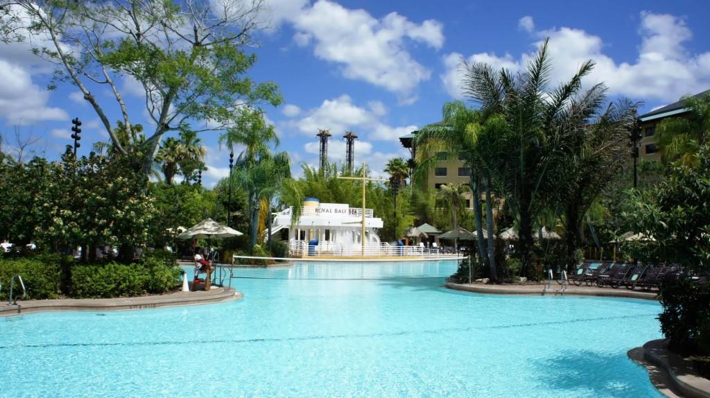 Hotéis da Universal em Orlando: Loews Royal Pacific Resort