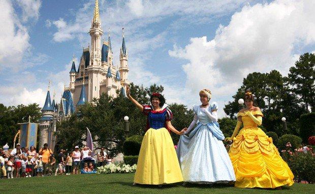 Novidades no Disney Magic Kingdom Orlando: princesas Disney