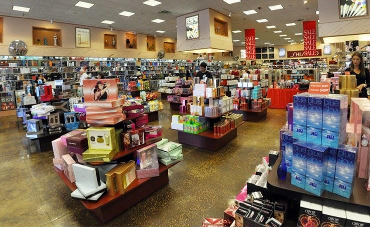 Produtos na loja Perfumeland em Orlando