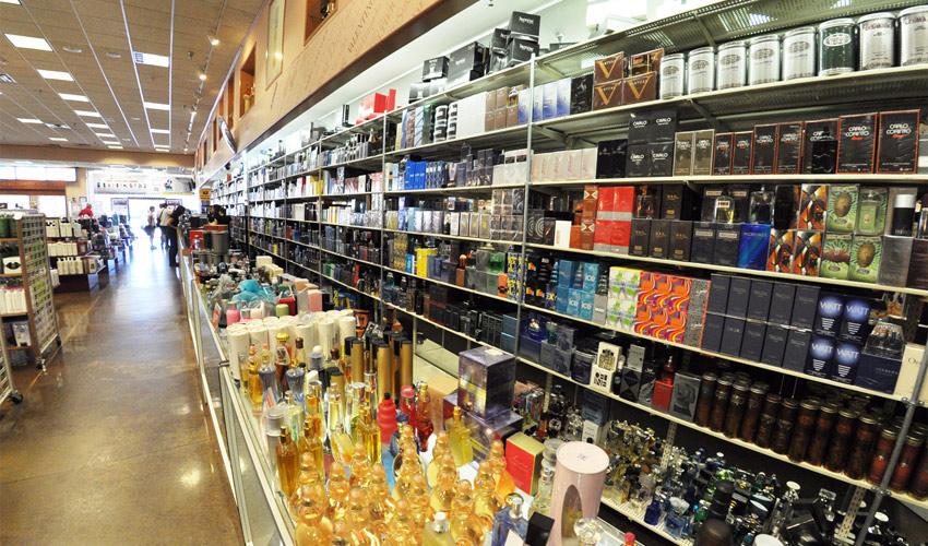 Loja Perfumeland em Orlando