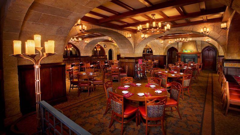 Parque Epcot da Disney Orlando: Le Cellier Steakhouse