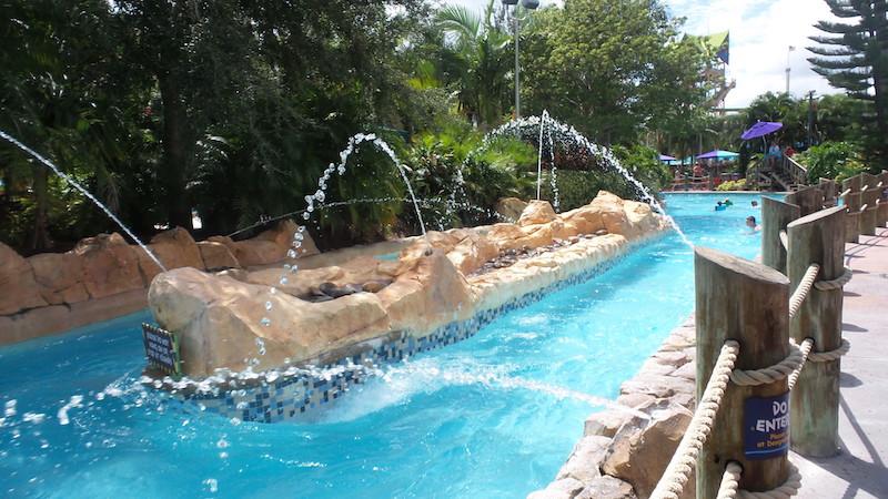 Parque Aquatica em Orlando: Roa's Rapids