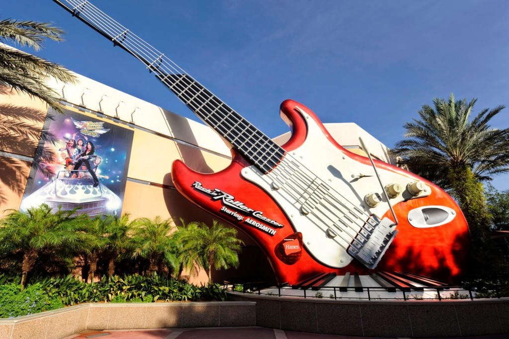 Extra Magic Hours da Disney: Rock Roller Coaster Disney