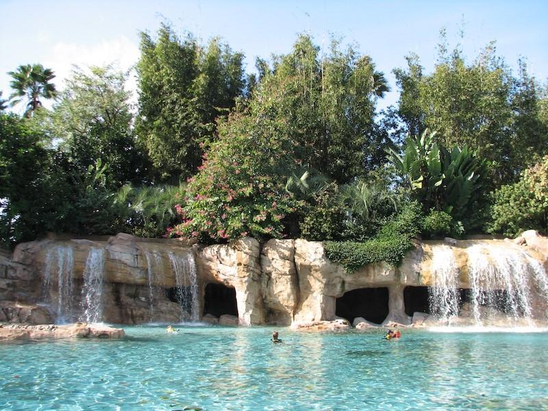Parque Discovery Cove em Orlando: Serenity Bay
