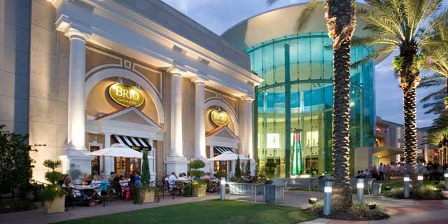 Onde comprar roupas em Orlando: shopping Mall at Millenia