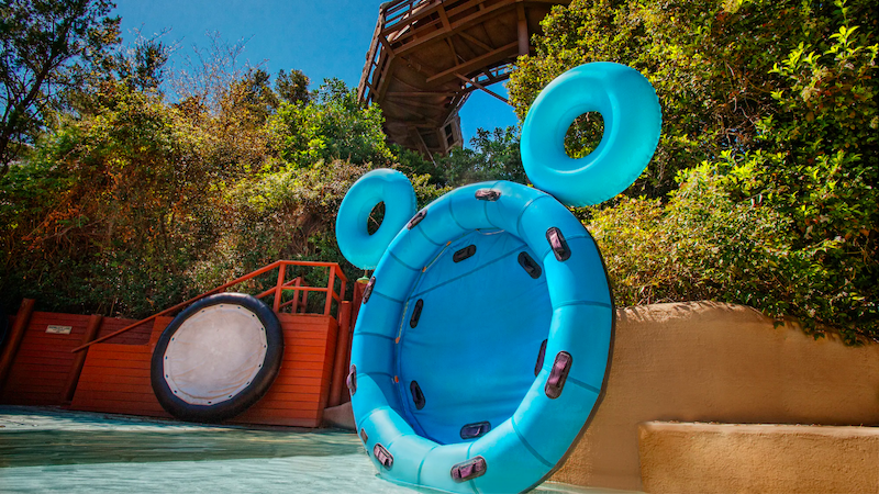 Parque Blizzard Beach da Disney Orlando: Teamboat Springs