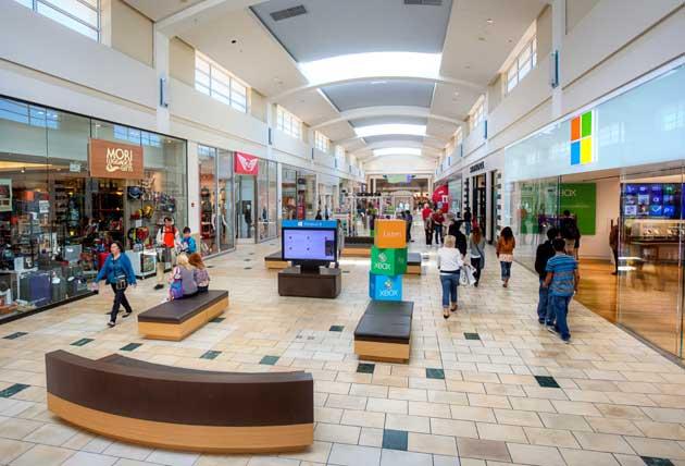 Qual é o melhor shopping de Orlando: Shopping Florida Mall