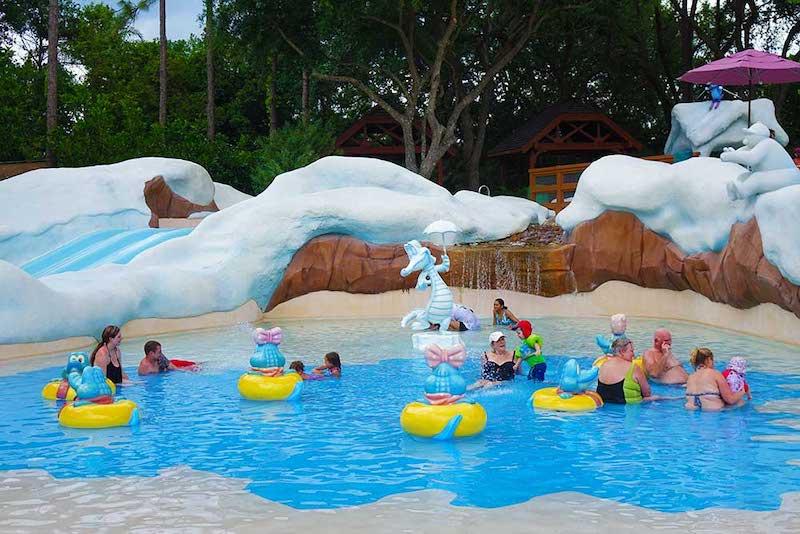 Parque Blizzard Beach da Disney Orlando: Tike's Peak