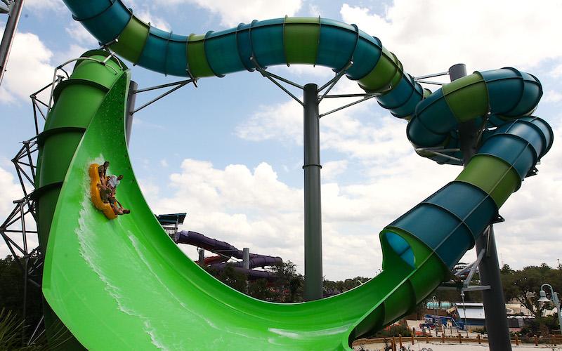 Parque Aquatica em Orlando: Walhalla Wave