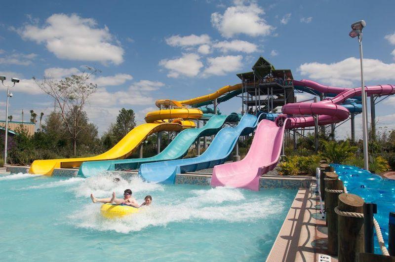 Parque Aquatica em Orlando: Whanau Way
