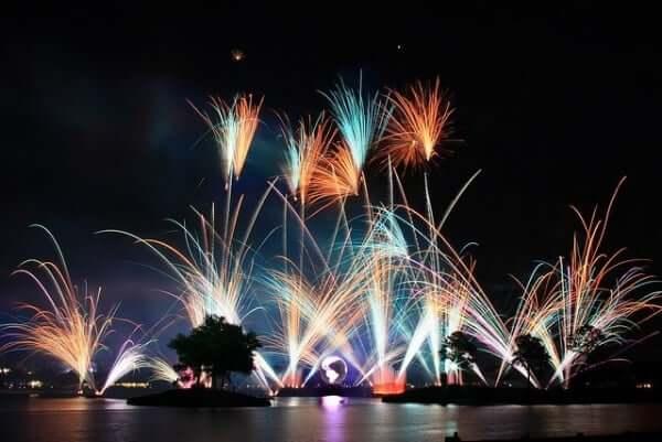 Show IllumiNations do Epcot Disney Orlando