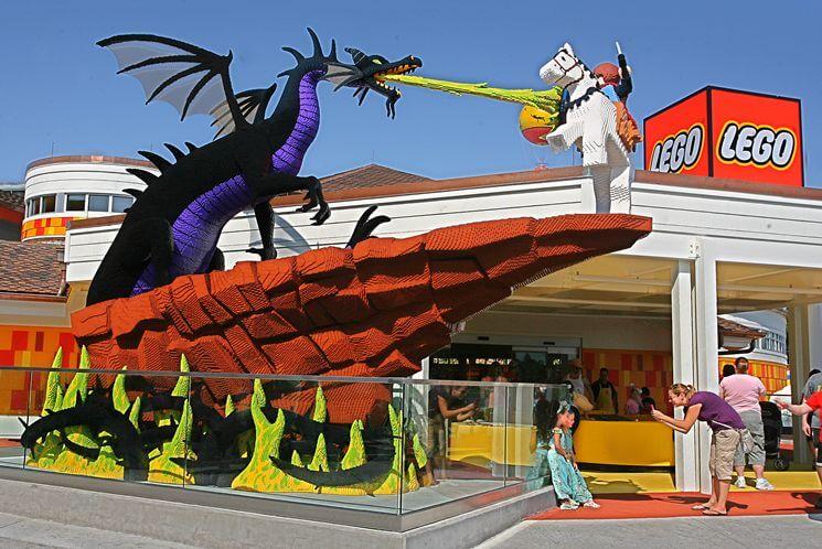 Downtown Disney Orlando: área Market Place