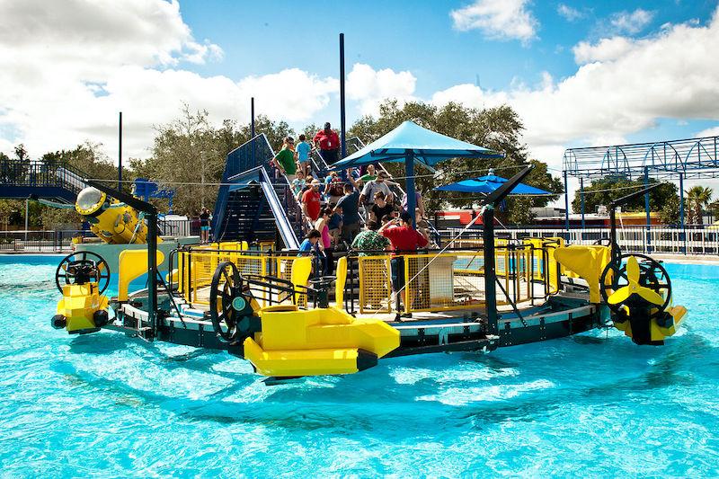 Parque Legoland da LEGO em Orlando: LEGO Technic