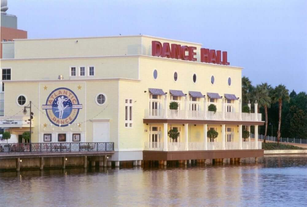 Discoteca Atlantic Dance Hall na Disney Orlando: regras