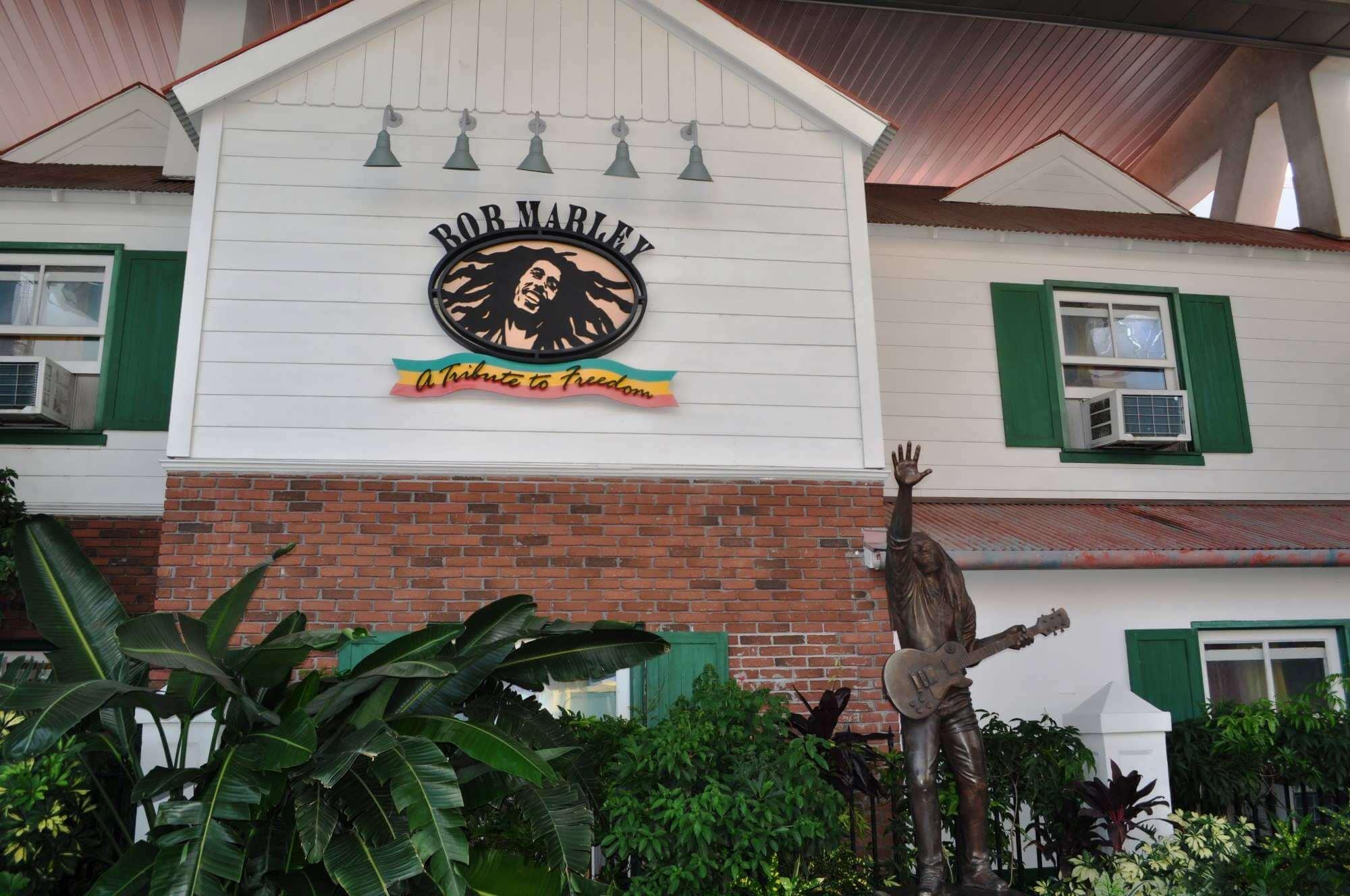 CityWalk Universal em Orlando: Bob Marley - A Tribute to Freedom