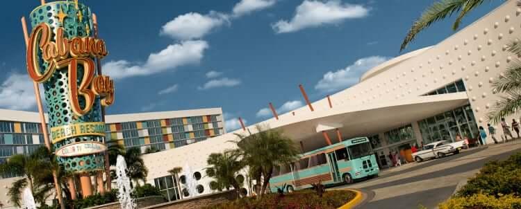 Hotéis da Universal em Orlando: Universal's Cabana Bay Beach Resort