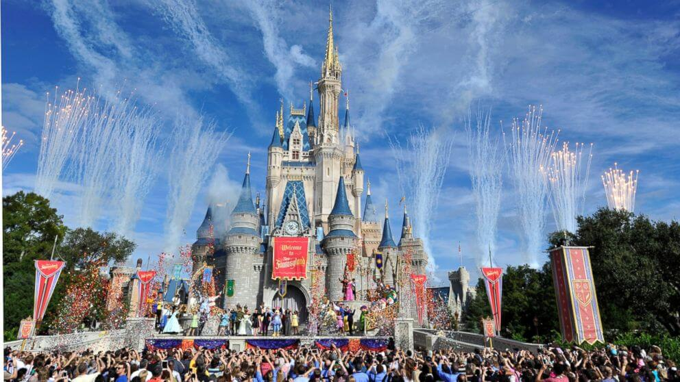 Melhores dias para ir à Disney em Orlando: parque Disney Magic Kingdom