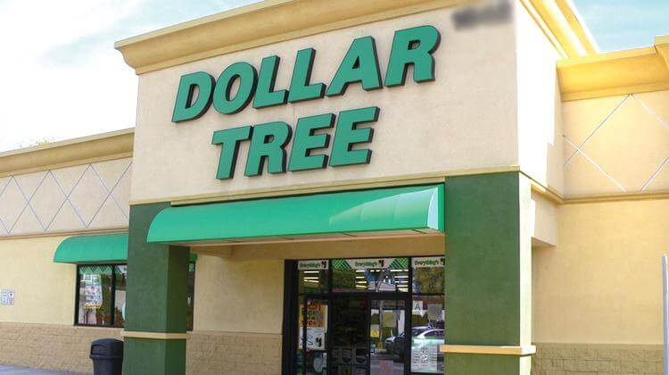 Lojas Dollar Tree em Orlando
