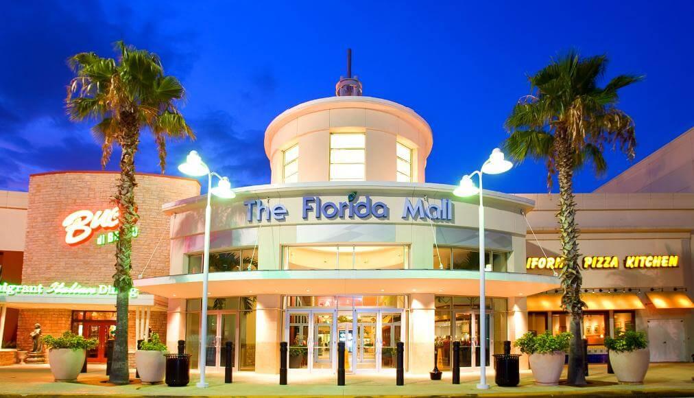 O que fazer em Orlando: compras no shopping Florida Mall