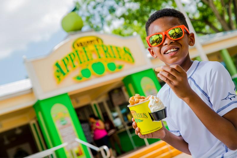 Parque Legoland da LEGO em Orlando: Granny's Apple Fries