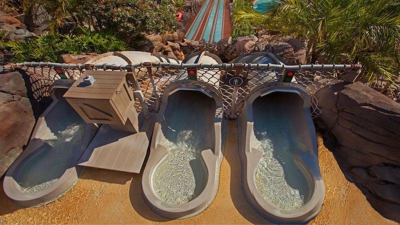 Parque Typhoon Lagoon da Disney Orlando: Humunga Kowabunga