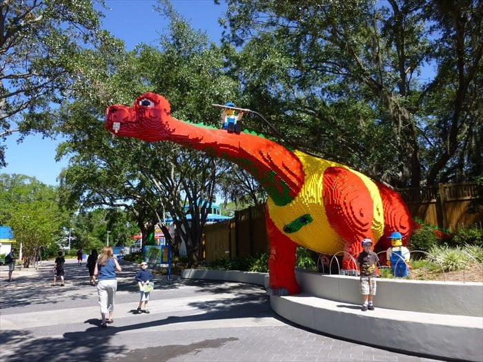 Parque Legoland da LEGO em Orlando: The Beginning