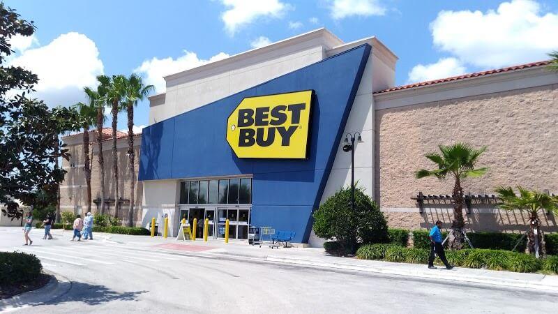 Loja Best Buy em Orlando