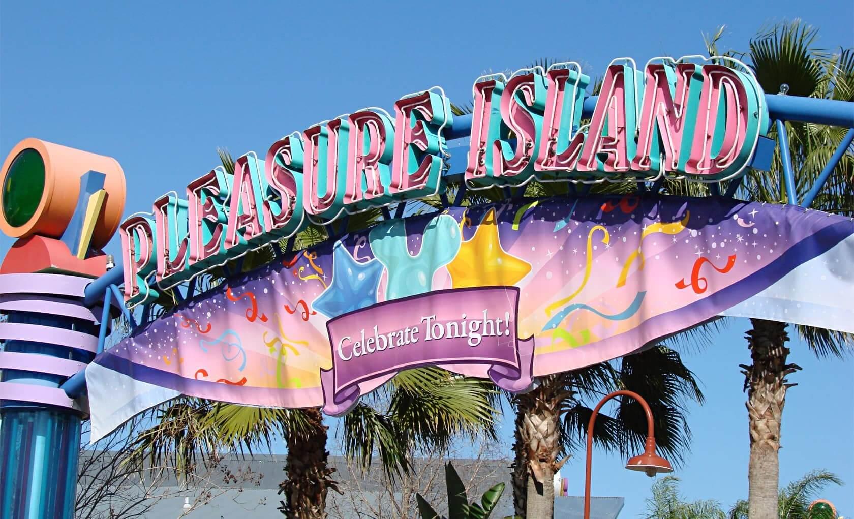 Downtown Disney Orlando: Pleasure Island