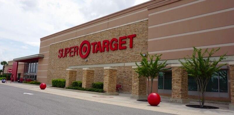 Loja e supermercado Target em Orlando
