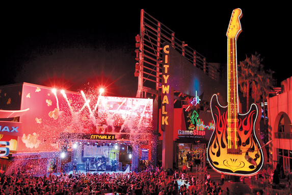 CityWalk Universal em Orlando