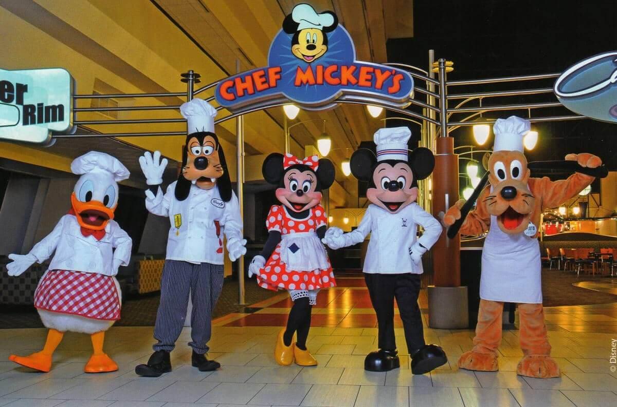 Hotel Disney's Contemporary Resort em Orlando 1