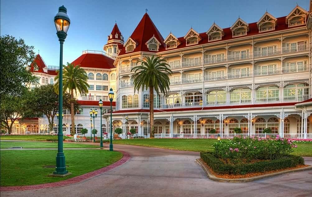 Reabertura dos parques da Disney em Orlando: Disney's Grand Floridian Resort & Spa