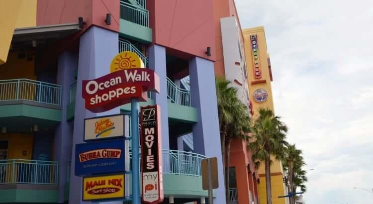 Compras em Daytona Beach