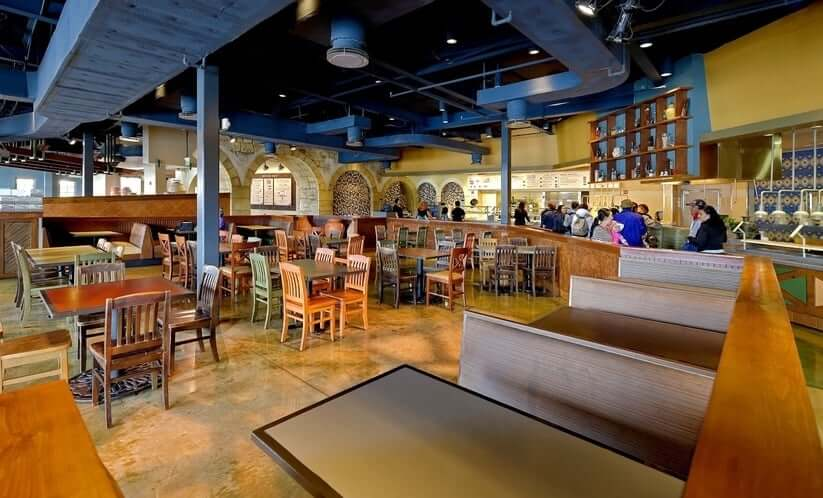 Parque SeaWorld em Orlando: Spice Mill