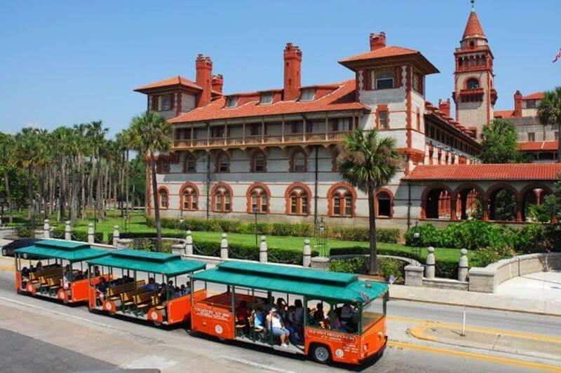 Pontos turísticos em Saint Augustine: Trolley Hop on Hop off